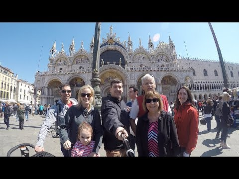 Europe Vacation!  The Family Show! Travel Video, Greece, Italy, Croatia