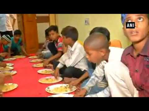 Hyderabad This trust serves Iftar over 500 poor people daily