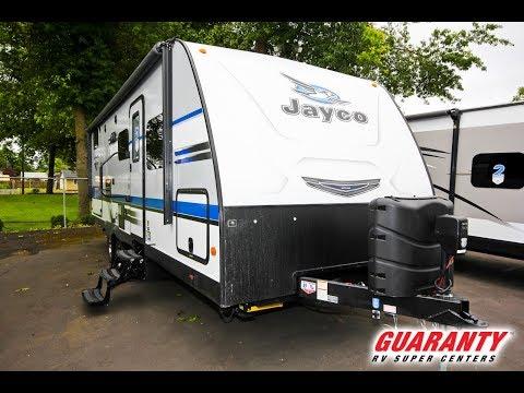 2018-jayco-white-hawk-24-mbh-travel-trailer-video-tour-•-guaranty.com
