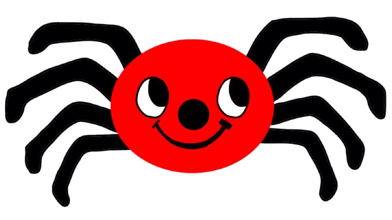 incy wincy spider nursery rhyme with lyrics cartoon animation rh youtube com cartoon spider man film cartoon spiderman