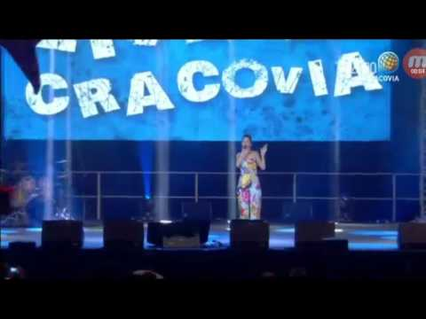 Lodovica Comello- Non Cadiamo Mai (LIVE Cracovia 27.07.2016) (World Youth Day)