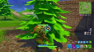 Fortnite Showcase: Rex Skin With Toothpick Harvesting Tool