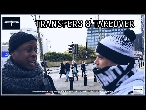 Talking transfers & the potential Newcastle United takeover
