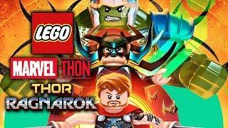 Thor: Ragnarok - LEGO Marvel-thon!