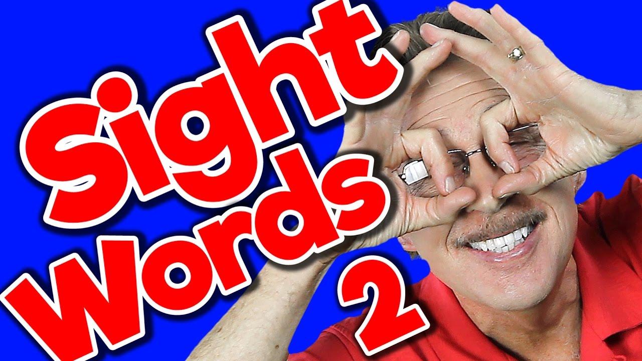maxresdefault - Sight Word Kindergarten List