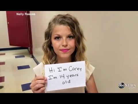Transgender Teen Shares Powerful Message