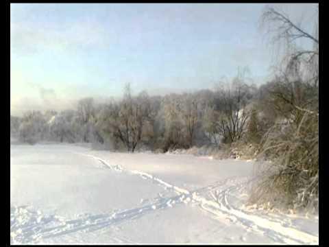 Коломенское зимой.avi