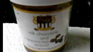 Belge Milk Chocolate And Cappuccino Spread Review