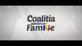 REFERENDUM PENTRU ROMȂNIA - CINE ESTE ŞI CE DOREŞTE COALIŢIA PENTRU FAMILIE