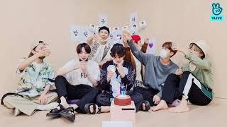 BTS VLIVE - Jungkook birthday Eng Sub SEP 2020