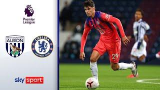 Chelseas Aufholjagd nach verpatztem Start | West Bromwich Albion - FC Chelsea 3:3 | Highlights