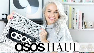 HUGE ASOS HAUL, UNBOXING AND TRY ON | SUMMER TO AUTUMN OUTFITS
