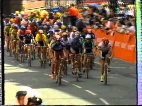 Tour of Britain - Prutour 1998 - Stage 1 (Edinburgh to Newcastle)