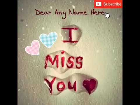 Miss You Too Baby Girl Youtube