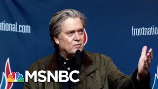 Steve Bannon Says 2018 Midterms A Referendum On President Donald Trump | Hardball | MSNBC