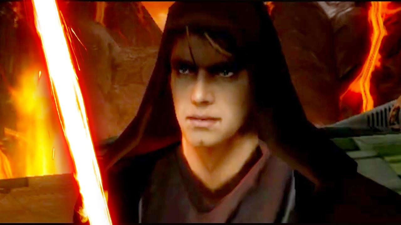 Anakin's Carnage on Mustafar