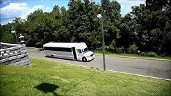 Luxury Party Bus - only at Bergen Limo