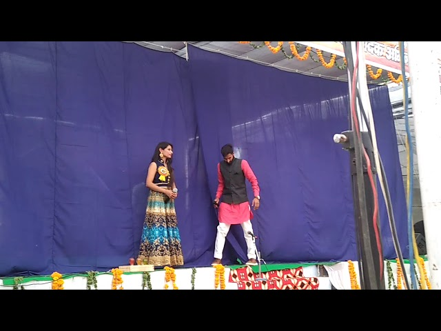 Sonu thakur with Meenakshi panchal Song video by (M.r Mohit Bucholi)