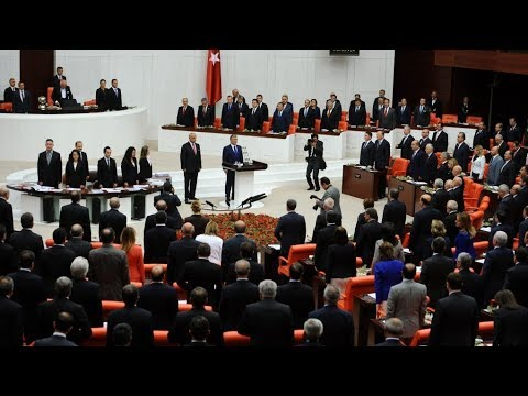 The Republic of Turkey | Forming a new Government