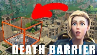 INSTANT DEATH *NEW GLITCH* IN FORTNITE BATTLE ROYALE!