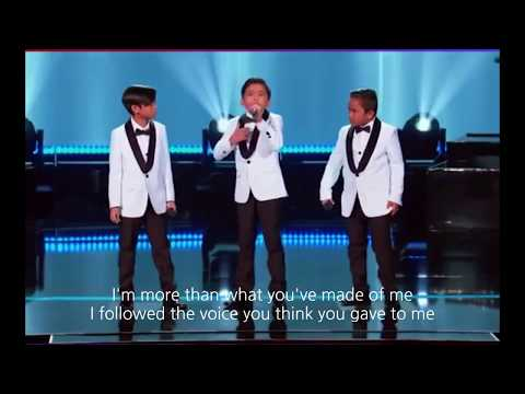 TNT Boys - Listen (Beyoncé Cover with Lyric Video)