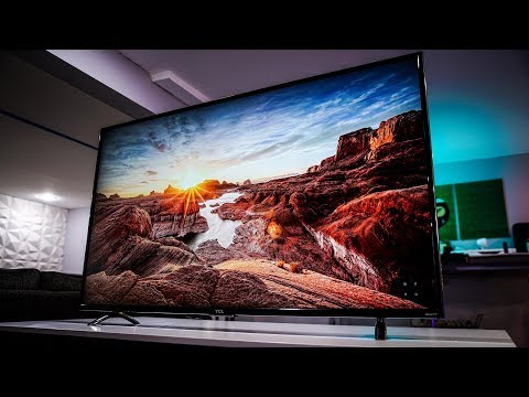 """Is the $650 55"""" 4K HDR TV Worth It? 