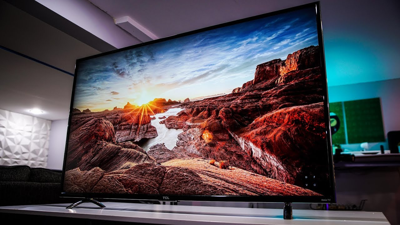 Is The 650 55 4k Hdr Tv Worth It Tcl P Series Review Youtube