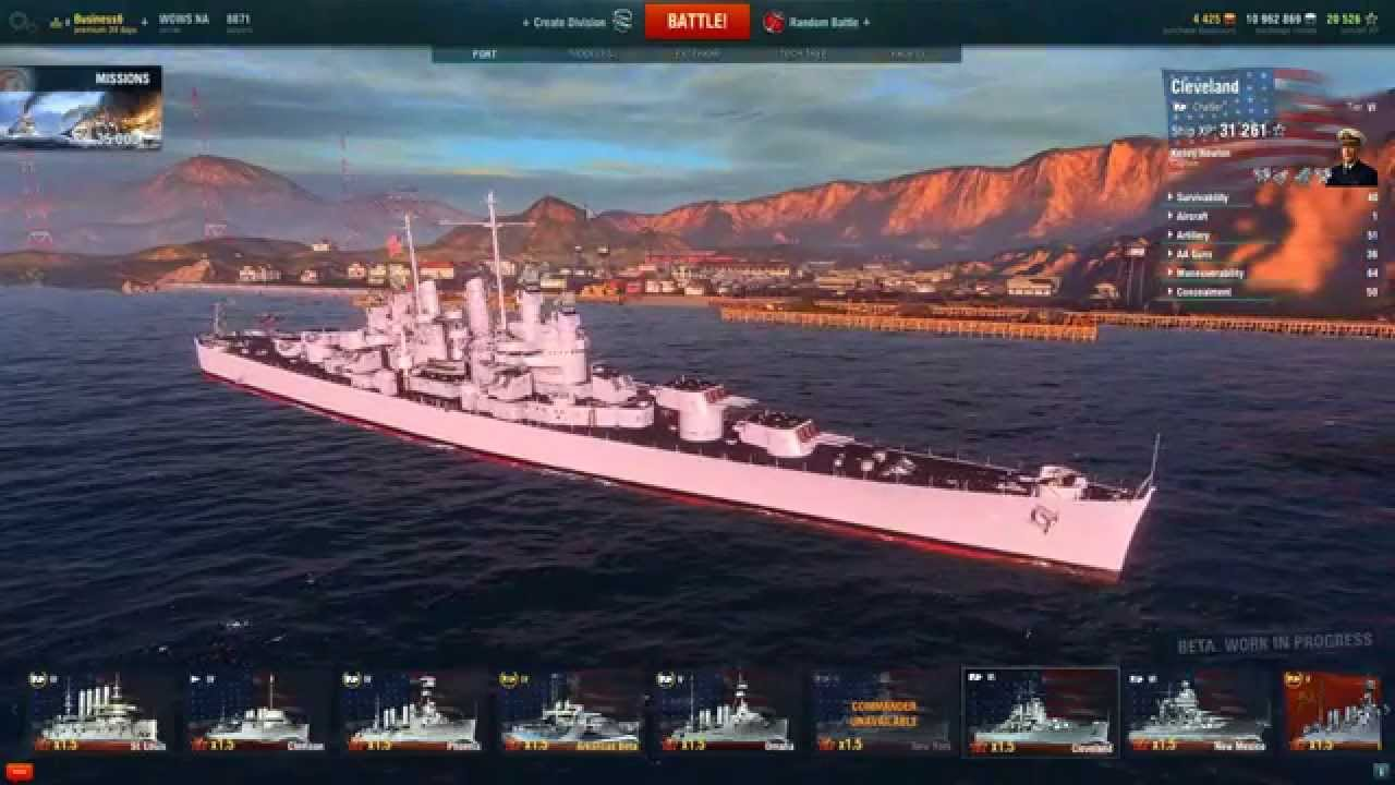 Surviving after tier 5 World of Warships General Discussions