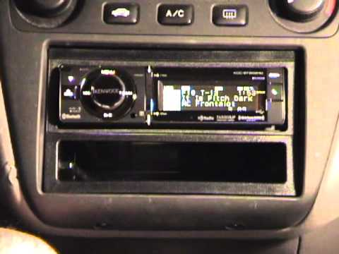 Review Kenwood KDCBT952HD indash car stereo head unit YouTube – Kenwood Radios Kdc Bt952 Wiring