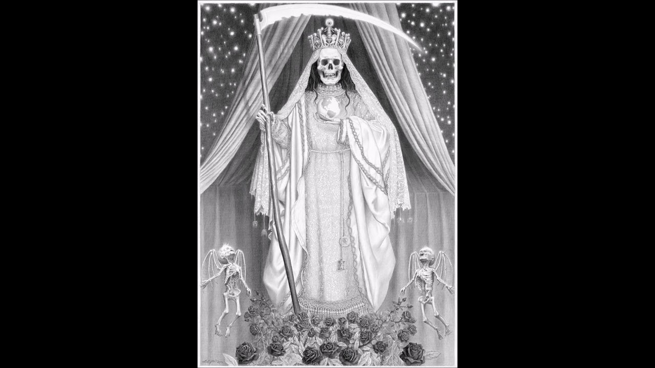 Santa Muerte, what is or was your experience working with her?