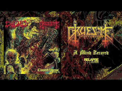 GRUESOME - A Mind Decayed (Official Audio)