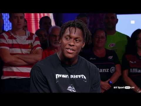 Maro Itoje recalls Lions language barrier!