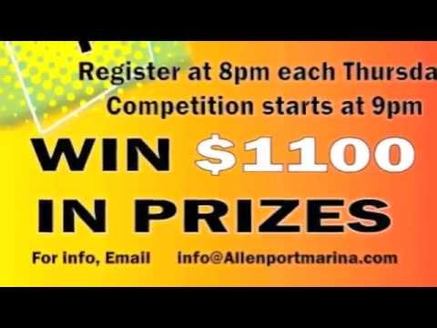 Allen Port Marina KARAOKE CHALLENGE -2015
