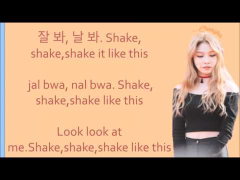 I.O.I - Hip Dance Song | Color Coded Han/Rom/Eng Lyrics