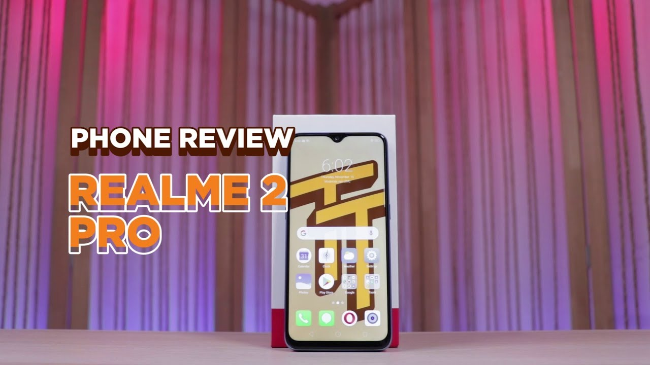 Realme 2 Pro, sesuai untuk generasi muda? (RM849)