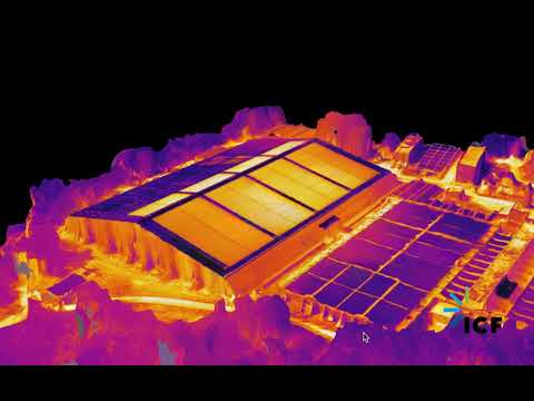 ICF Infrared Drone Inspection Capabilities