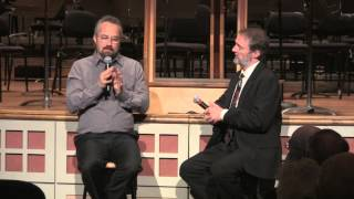 Concert Conversation, Carlos Kalmar and Robert McBride, 18 May 2013