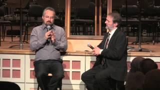 Concert Conversation, Carlos Kalmar and Robert McBride, 18 May 2013