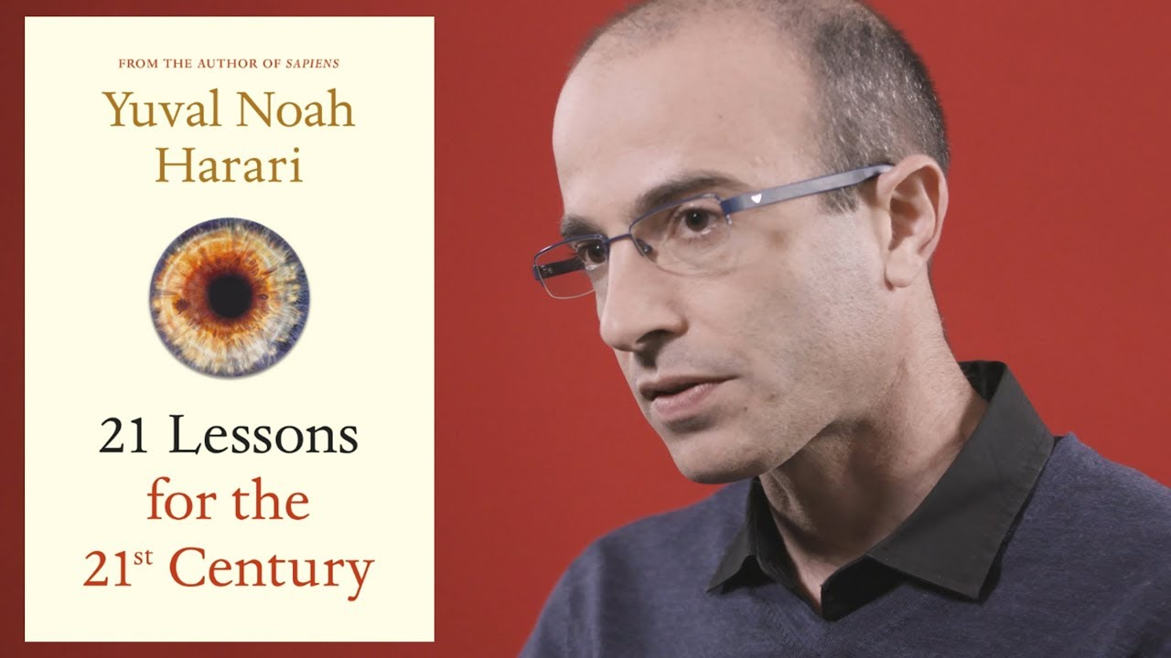 Image result for yuval noah harari