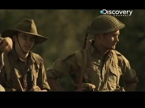 Discovery Channel 二战马来亚战役下部 WW2 The Malayan Campaign, Fall of Singapore  part 2