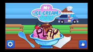 Kid games | ice creams truck game | cute games for children