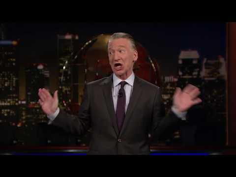 Monologue: Mueller and Mulligans  Real Time with Bill Maher HBO
