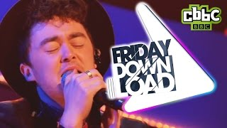 Rixton Me and My Broken Heart live on Friday Download - CBBC