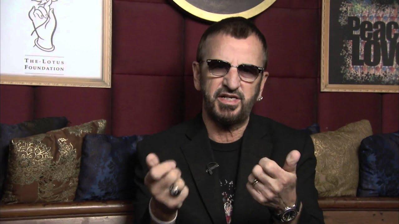 Ringo Starr's blisters - YouTube
