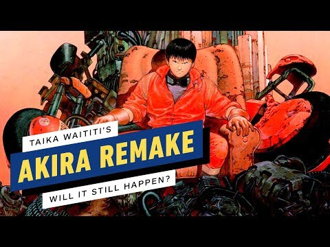 Taika Waititi Comments Briefly on Status of Live-Action Akira Film