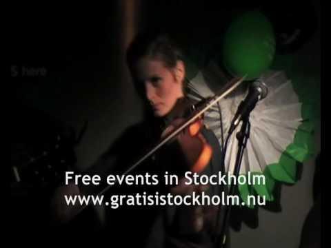 Pure Malt - Morrisons Jig - Live at Galways, Stockholm, 1(6)