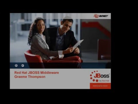 Red Hat JBOSS Middleware Presentation