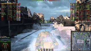 eiskiddy_games world of tanks FV201 (A45) met Aslain mod pack geluiden