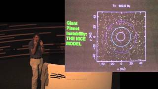 Alessandro Morbidelli - Solar System formation and evolution