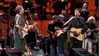 Paul McCartney and Eric Clapton-Something Tribute to George Harrison